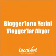 Blogger'ların Yerini Vlogger'lar Alıyor