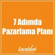 7 Adımda Pazarlama Planı