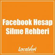 Facebook Hesap Silme Rehberi