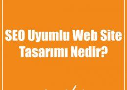 SEO Uyumlu Web Site Tasarımı Nedir?