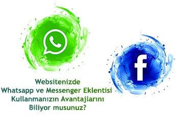 WhatsApp ve Messenger Eklentilerinin Önemi