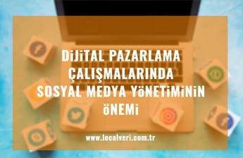 Sosyal Medya Yönetiminin Önemi