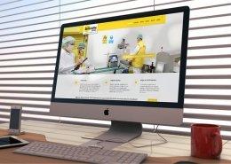 bilcen gıda kurumsal website tasarımı
