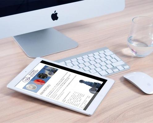 mühendislik website tasarımı