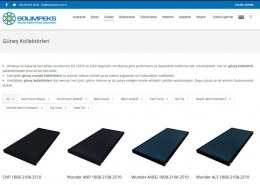 yenilenebilir enerji website tasarımı
