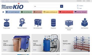 web tasarım izmir mevakio e-ticaret website tasarımı