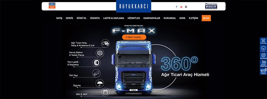 web tasarım izmir araç website tasarımı kurumsal web tasarım ajansı