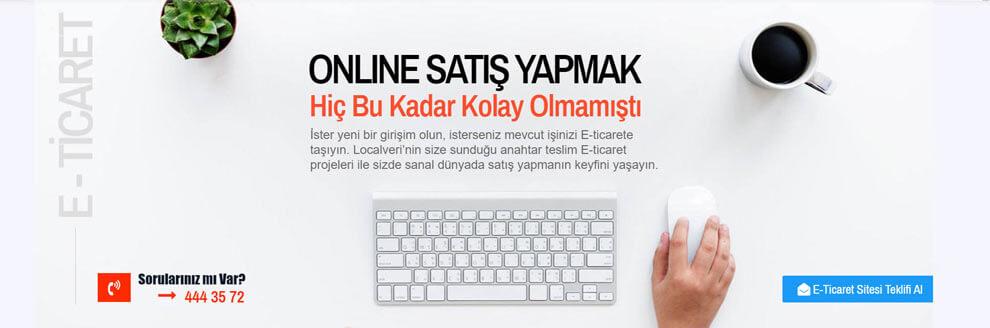 e-ticaret sitesi tasarımı izmir e-ticaret-kurulumu online alışveriş sitesi